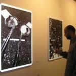 Transcomnet (részlet), 2013, interaktív installáció, Nemzeti Galéria, Malá Stanica, Skopje (MK)